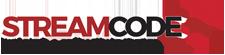 Webbyrå & Streamingpartner i Borås och Göteborg – Streamcode Sweden Logotyp